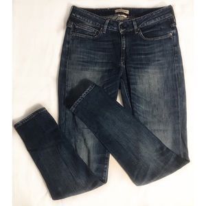 MADE AND CRAFTED LEVI'S JEANS